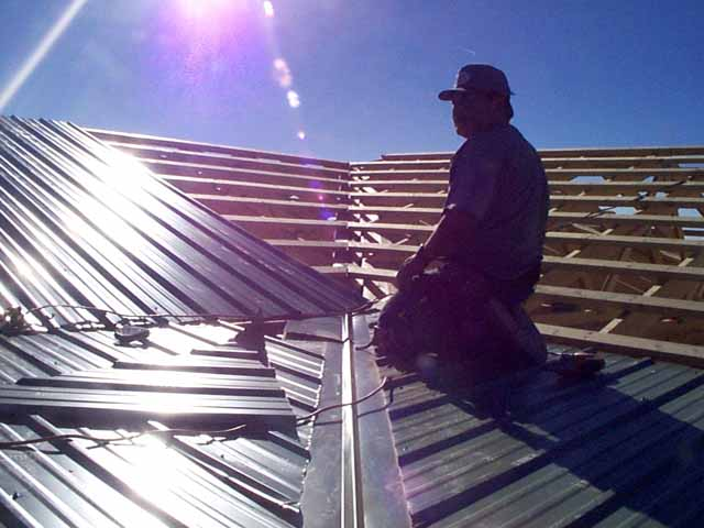 Facts About Metal Roof Cost Roof Replacement