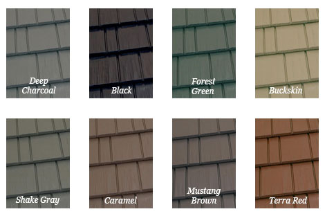 All About Metal Roofing Colors