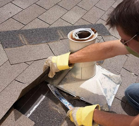 The Quest For The Perfect Roof Flashing Roof Replacement