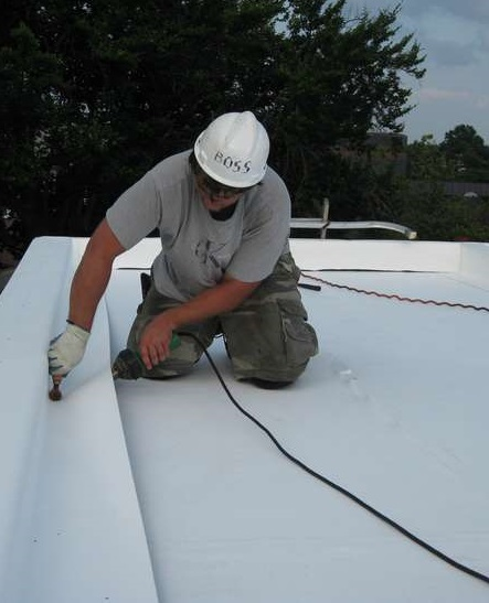 Best Flat Roof Repair Contractor