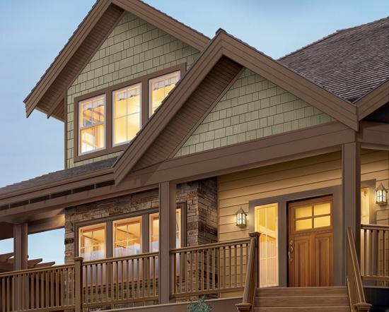 Cedar Shingle Siding Design Ideas,