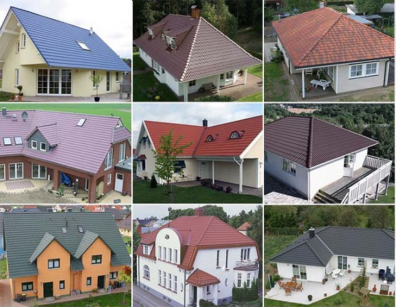 Concrete Roof Tiles Types Pictures To Pin On Pinterest