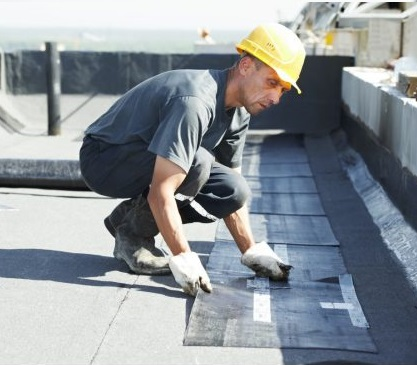 How To Repair a Flat Roof