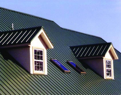 How ton Install Standing Seam Metal Roof