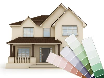 Exterior Painting A Guarantee To Add Value To Your Home