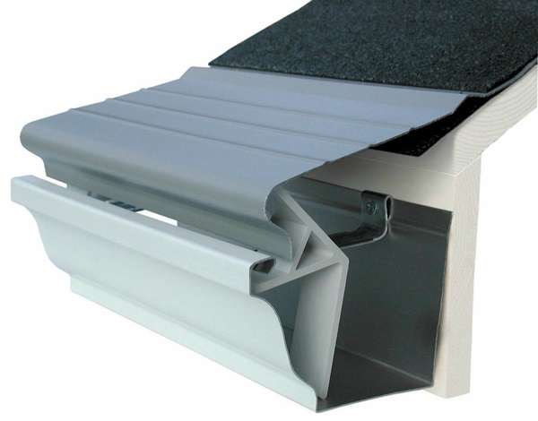 No More Clogged Gutters With Rain Gutter Covers