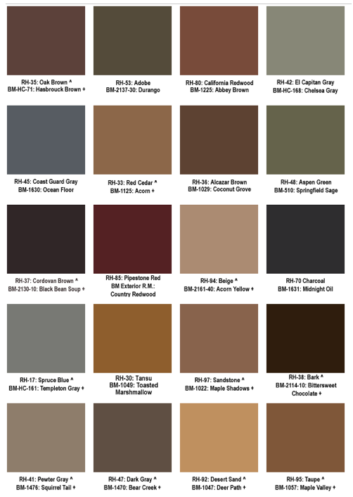 perfect exterior paint colors brown best images about ideas on - Exterior House Colors Brown