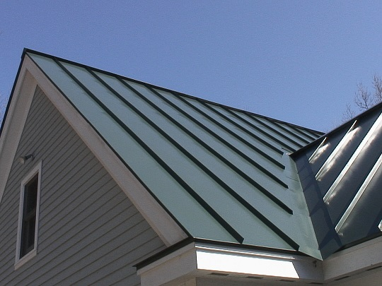 Standing Seam Metal Roofing Design Ideas