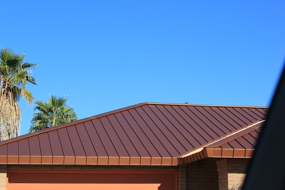 The Basics of Standing Seam Metal Roofs