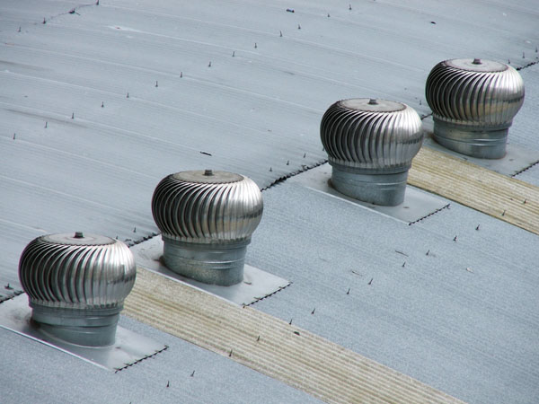 Discover the Goodness of Turbine Roof Vents