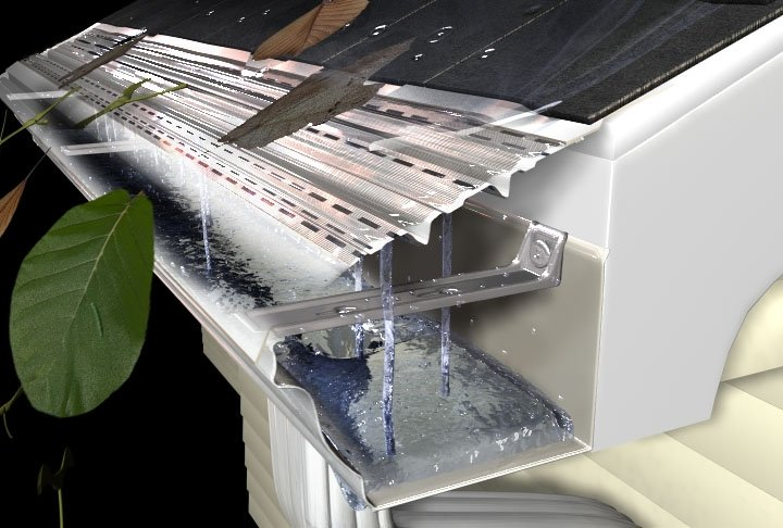 Find Reviews For Rain Gutter Guard