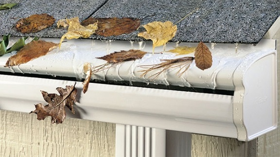 Good Reviews For Leaf Guard Gutter