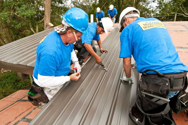 How To Metal Roof Installation