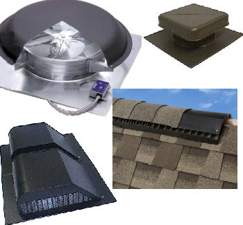 Know The Types Of Roof Vents