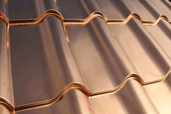 Quality Copper Colored Roofing Sheet