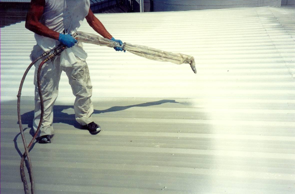 Waterproof Metal Roof Coatings