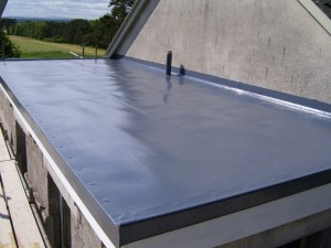 flat roof types tips